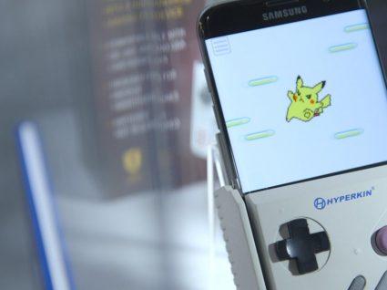 SmartBoy: transforme o seu smartphone num GameBoy