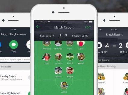 Tonsser: a app para jovens promessas do futebol
