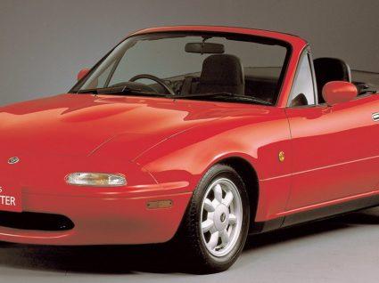 Mazda lança serviço de restauro da primeira geração do Miata
