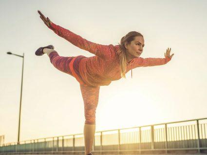 6 exercícios para melhorar o equilíbrio