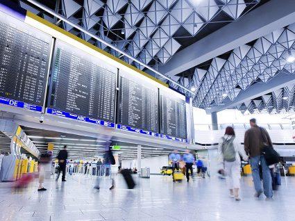 Os 5 melhores aeroportos do mundo