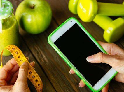 As 4 melhores apps de nutrição