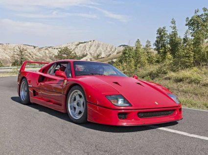 Os 4 melhores carros desportivos dos anos 80