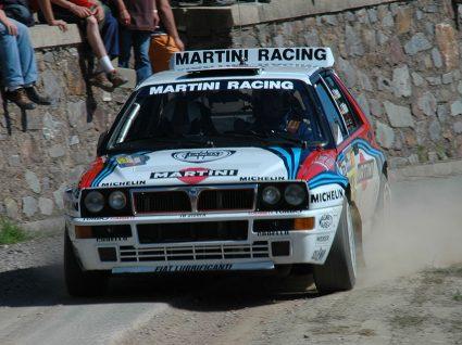 Os melhores carros do Rally de Portugal