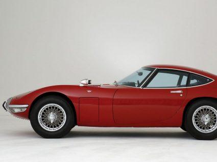 Os 4 melhores carros dos anos 60