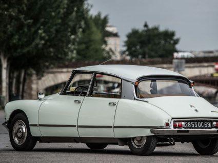 Os 5 melhores carros franceses da história