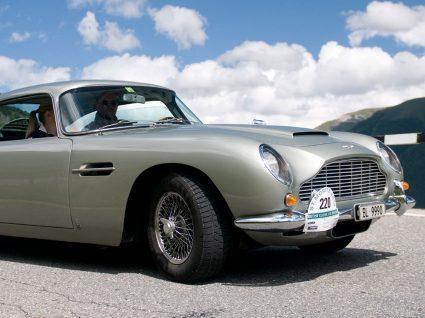 Os melhores carros de Bond, James Bond