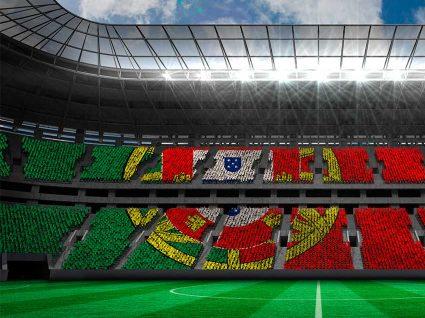 Os 10 melhores golos de Portugal em Europeus