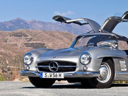 Os 10 melhores Mercedes de sempre