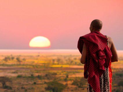 Os 5 melhores países para visitar em África