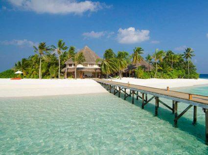 20 dos melhores resorts do mundo