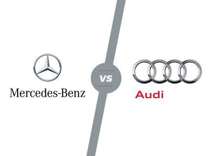 Mercedes ou Audi: qual a melhor marca?