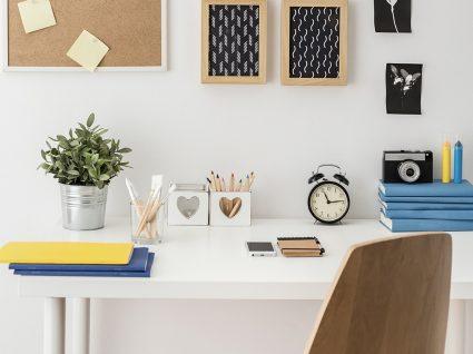 5 dicas para organizar a sua mesa de trabalho