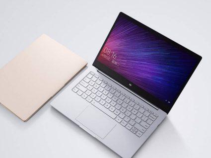 Xiaomi lança portátil semelhante ao MacBook Air