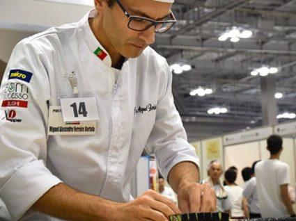 Português ganha prata em concurso mundial de sushi