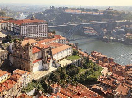 Os 5 melhores miradouros do Porto