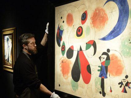 Exposição de Miró em Serralves prolongada até junho