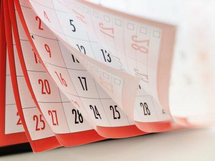 4 datas importantes do calendário das finanças em agosto