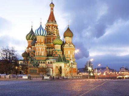 Roteiro de 3 dias em Moscovo