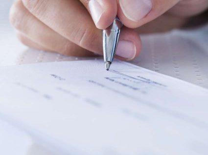 Os 5 principais motivos de devolução de cheques