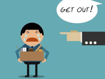 Os 6 motivos mais frequentes para ser despedido