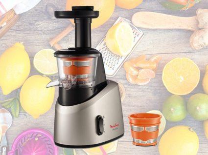 Moulinex Infiny Juice: a maravilha da tecnologia de pressão lenta
