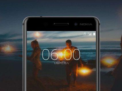 Nokia 6 marca o tão aguardado regresso da marca