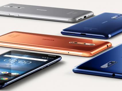 O Nokia 8 chegou para conquistar o mercado dos smartphones