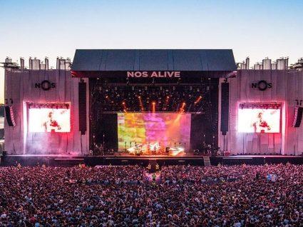 Guia essencial para o NOS Alive 2017