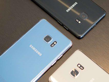 Note 7 dá desconto no Galaxy S8