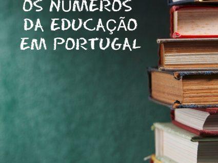 Os números da educação em Portugal [infografia]