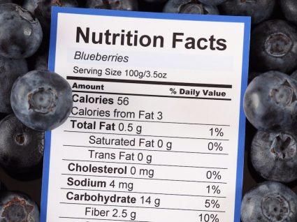 Ler a informação nutricional dos alimentos não tem de ser difícil