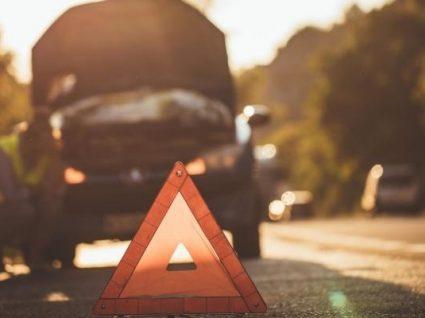 O que fazer em caso de acidente automóvel