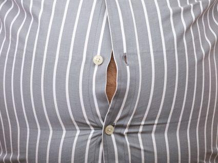 Obesidade diminui esperança média de vida