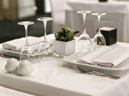Estes são os objetos com mais germes nos restaurantes
