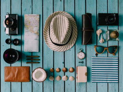 11 objetos para levar consigo na próxima viagem