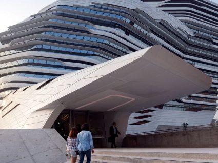 12 obras arquitetónicas que tem de ver uma vez na vida