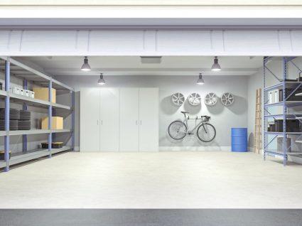 5 truques para evitar a desordem na garagem