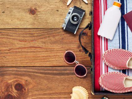 5 erros que comete ao fazer a mala