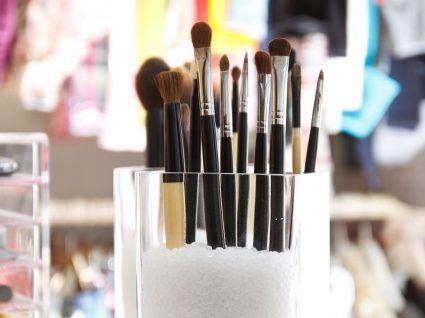 Os melhores organizadores de produtos de beleza
