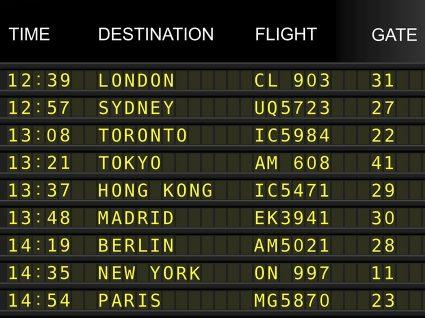 5 destinos de última hora com bilhetes de avião a partir de 14,99€
