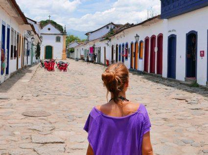 Paraty: a vibrante cidade histórica