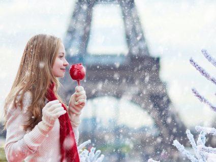 10 razões pelas quais deve visitar Paris no Natal