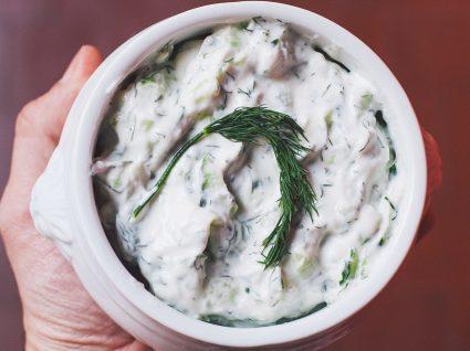 Receita de patê com iogurte grego que vai querer experimentar