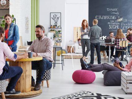 8 ideias de decoração de escritório que aumentam a produtividade