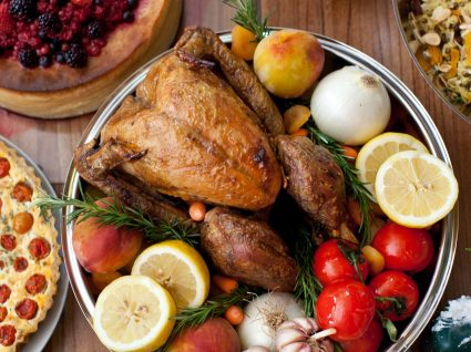 Ingredientes da semana a pensar no Natal: bacalhau e peru