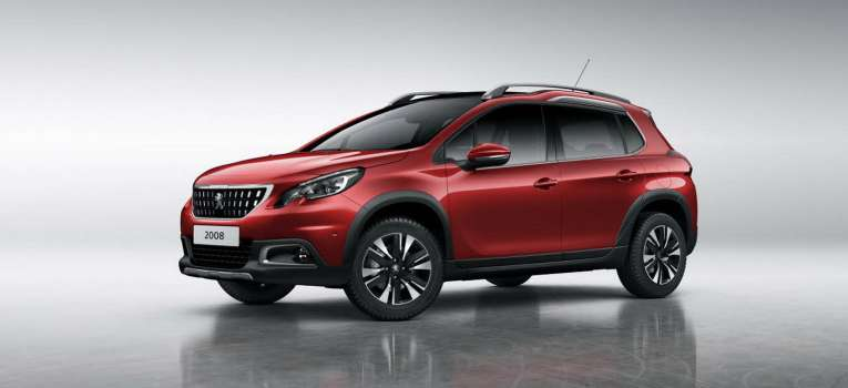 carro da marca Peugeot