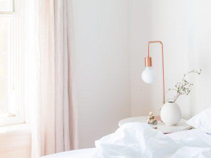 4 ideias para quartos em branco total