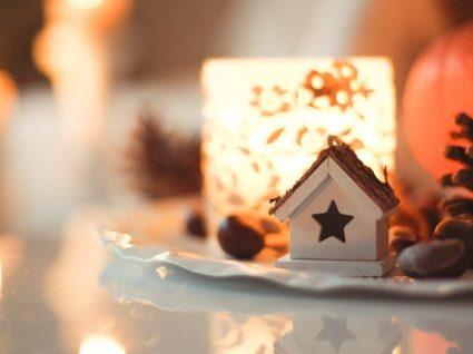 4 ideias de decoração natalícia de inspiração escandinava