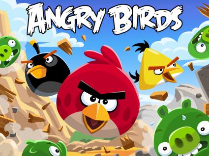 Há Angry Birds a voar no Pavilhão do Conhecimento